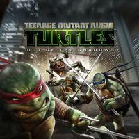 Portada oficial de Teenage Mutant Ninja Turtles: Desde las sombras PSN para PS3