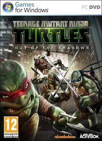 Portada oficial de Teenage Mutant Ninja Turtles: Desde las sombras para PC