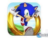 Portada oficial de Sonic Dash para iPhone