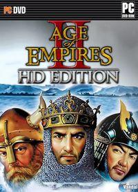 Portada oficial de Age of Empires II HD Edition para PC