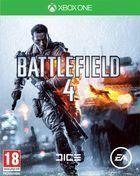 Portada oficial de Battlefield 4 para Xbox One
