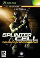 Portada oficial de Splinter Cell: Pandora Tomorrow para Xbox