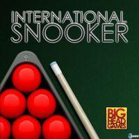 Portada oficial de International Snooker PSN para PSVITA