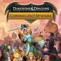 Portada oficial de Dungeons & Dragons: Chronicles of Mystara PSN para PS3