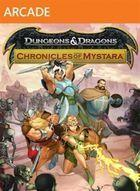 Portada oficial de Dungeons & Dragons: Chronicles of Mystara XBLA para Xbox 360
