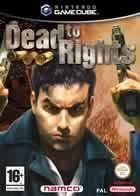 Portada oficial de Dead to Rights para GameCube