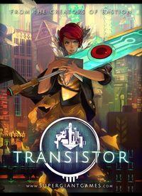 Portada oficial de Transistor para PC