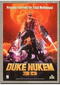 Portada oficial de Duke Nukem 3D: Megaton Edition para PC
