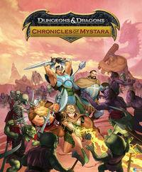 Portada oficial de Dungeons & Dragons: Chronicles of Mystara para PC