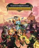 Portada oficial de Dungeons & Dragons: Chronicles of Mystara para PC
