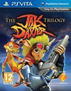 Portada oficial de The Jak and Daxter Trilogy para PSVITA