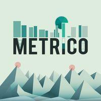 Portada oficial de Metrico para PSVITA