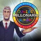 Portada oficial de �Qui�n quiere ser millonario? Junior para PC