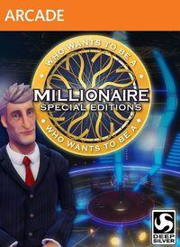 Portada oficial de ¿Quién quiere ser millonario? Junior XBLA para Xbox 360