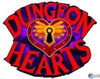 Portada oficial de Dungeon Hearts para PC