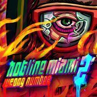 Portada oficial de Hotline Miami 2: Wrong Number para PS4
