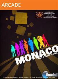 Portada oficial de Monaco: What's yours is mine XBLA para Xbox 360