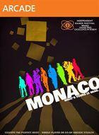 Portada oficial de Monaco: What's yours is mine XBLA para Xbox 360