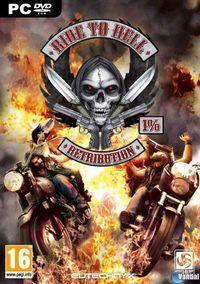 Portada oficial de Ride to Hell: Retribution para PC