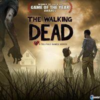 Portada oficial de The Walking Dead para PS3