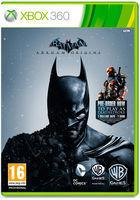Portada oficial de Batman: Arkham Origins para Xbox 360
