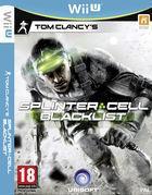 Portada oficial de Splinter Cell: Blacklist para Wii U