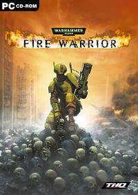 Portada oficial de Warhammer 40.000 FireWarrior para PC