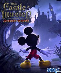 Portada oficial de Castle of Illusion PSN para PS3