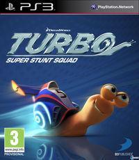 Portada oficial de Turbo: Super Stunt Squad para PS3