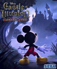 Portada oficial de Castle of Illusion para PC