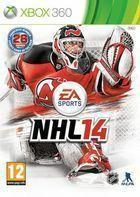 Portada oficial de NHL 14 para Xbox 360