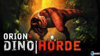 Portada oficial de Orion: Dino Horde para PC