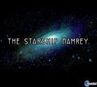 Portada oficial de The Starship Damrey eShop para Nintendo 3DS