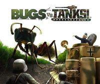 Portada oficial de Bugs vs. Tanks! eShop para Nintendo 3DS