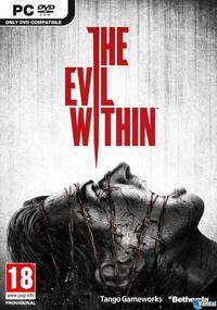 Portada oficial de The Evil Within para PC