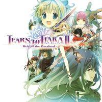 Portada oficial de Tears to Tiara II para PS3