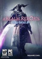 Portada oficial de Final Fantasy XIV: A Realm Reborn para PC