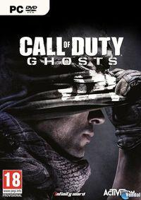 Portada oficial de Call of Duty: Ghosts para PC