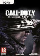Portada oficial de de Call of Duty: Ghosts para PC