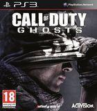 Portada oficial de de Call of Duty: Ghosts para PS3