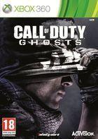 Portada oficial de de Call of Duty: Ghosts para Xbox 360