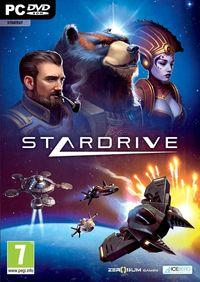 Portada oficial de StarDrive para PC