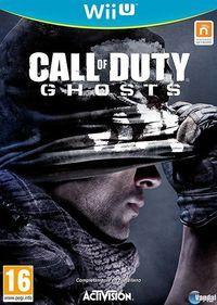 Portada oficial de Call of Duty: Ghosts para Wii U