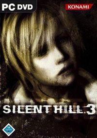 Portada oficial de Silent Hill 3 para PC