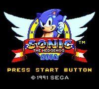 Portada oficial de Sonic the Hedgehog CV para Nintendo 3DS