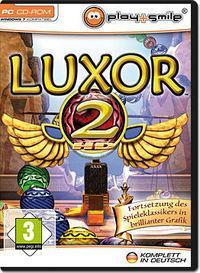 Portada oficial de Luxor 2 HD para PC