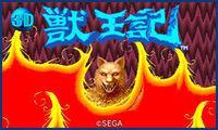 Portada oficial de 3D Altered Beast eShop para Nintendo 3DS