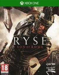 Portada oficial de Ryse: Son of Rome para Xbox One