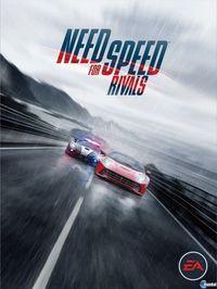 Portada oficial de Need for Speed Rivals para Xbox 360
