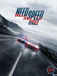 Portada oficial de Need for Speed Rivals para PS4